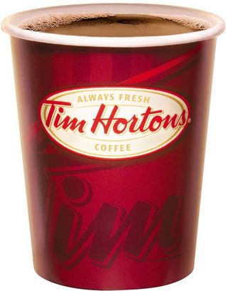 Timmys Coffee