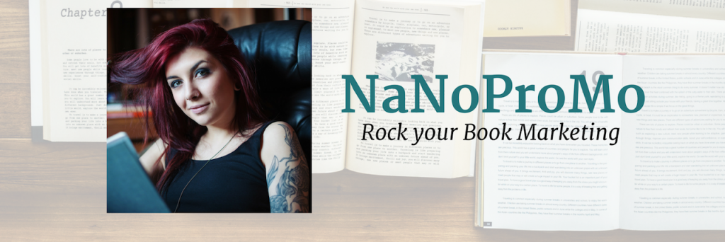 What is FREE #NaNoProMo and How Can It Help YOU Sell More Books? by @BadRedheadMedia, #NaNoProMo, National Novel Promotion Month