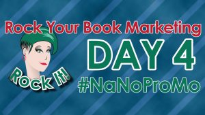 #NaNoProMo Day 4: Learn More on Focusing Your Promotional Efforts with the Four Quadrant Method by guest @PaulineWiles via @BadRedheadMedia and @NaNoProMo