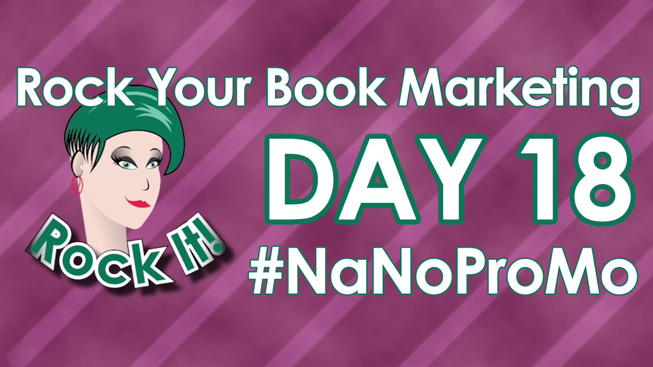 Do You Have an Effective Book Marketing Strategy by @SmartAuthors via @BadRedheadMedia and @NaNoProMo