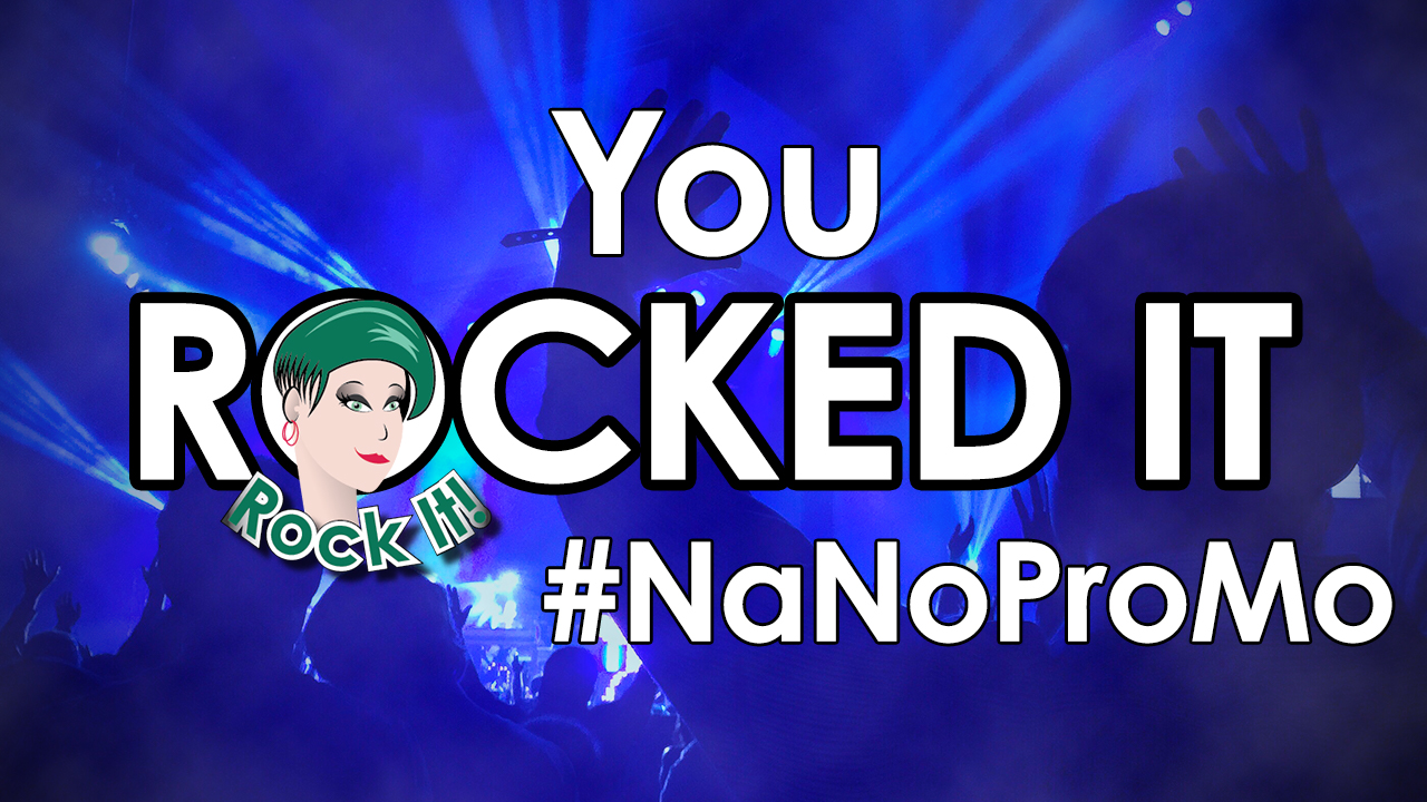 Here Are The Winners For The #NaNoProMo Final Week! by @BadRedheadMedia and @NaNoProMo