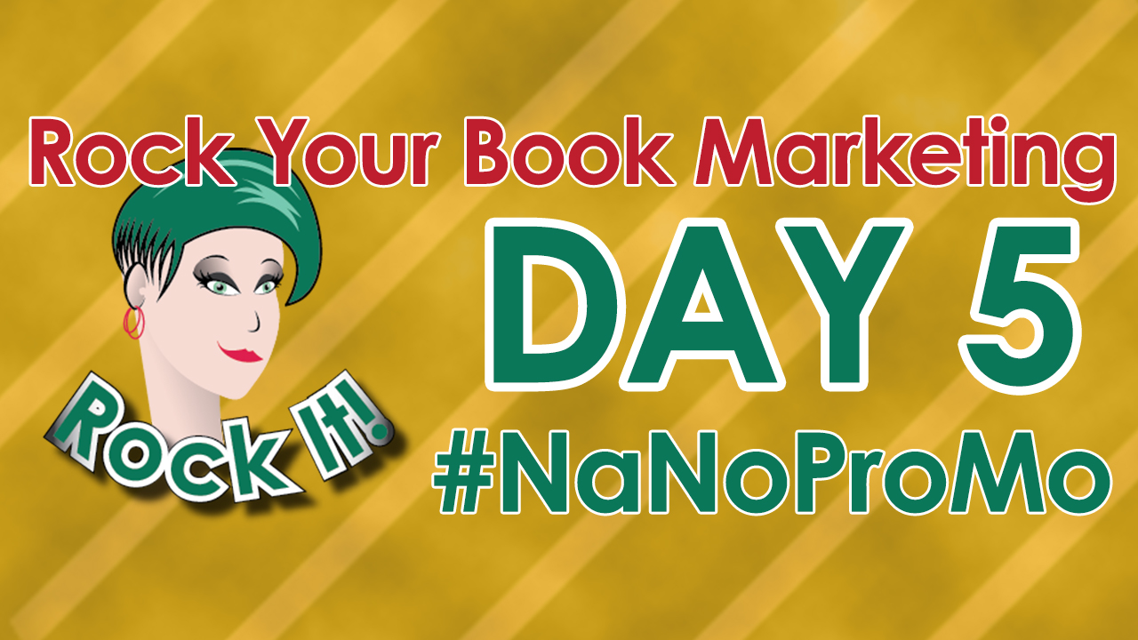 Need the No Nonsense Book Marketing Truth? Get These Titles by guest @cdetler via @BadRedheadMedia and @NaNoProMo