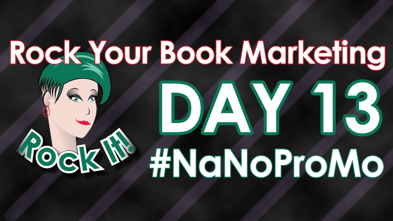 Here are the Winners for #NaNoProMo Week Two! via @BadRedheadMedia and @NaNoProMo