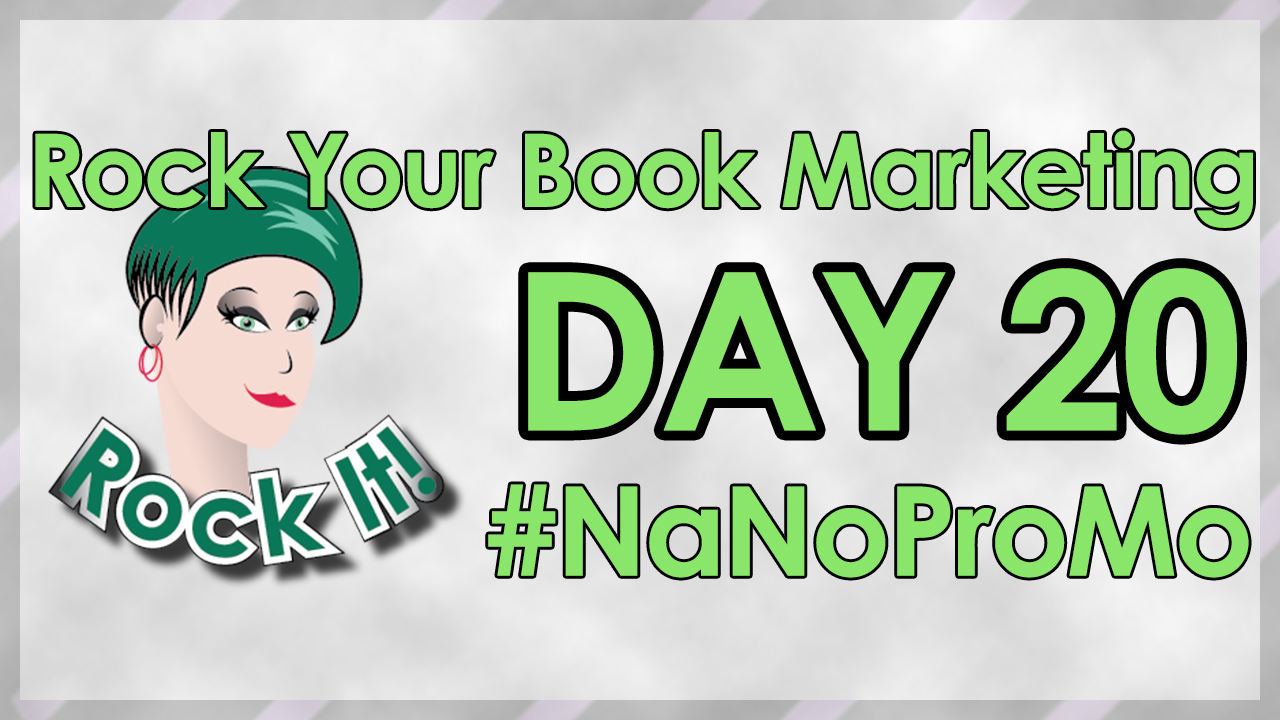 Here Are The Winners For #NaNoProMo Week Three! via @BadRedheadMedia and @NaNoProMo #BookMarketing