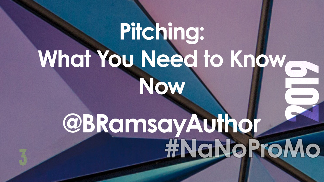 Pitching: What You Need To Know Now by guest @bramsayauthor via @BadRedheadMedia and @NaNoProMo #pitching #pitch #writers