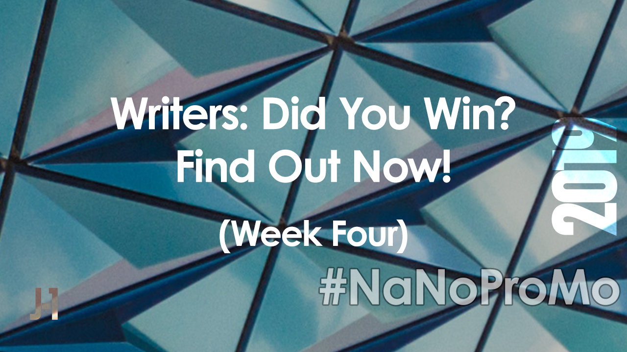 Writers: Did You Win? Find Out Now! #NaNoProMo Week Four via @BadRedheadMedia and @NaNoProMo #writers #winners